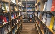 """Bên trong cửa hàng sách... """"không giá"""" của Amazon"""