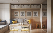 4 căn hộ dưới 40m² có thiết kế đẹp, dễ áp dụng vào thực tế