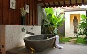 15 mẫu phòng tắm ngoài trời siêu đẹp