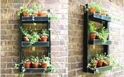 9 ý tưởng thiết kế vườn treo đẹp như tranh vẽ cho nhà chật