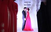 Tâm Tít được chồng hôn trong lễ ăn hỏi