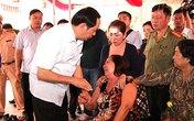 Bộ trưởng Bộ Công an Trần Đại Quang trực tiếp xuống hiện trường vụ thảm sát