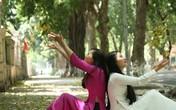 Hà Nội siêu lãng mạn mùa sấu trút lá vàng