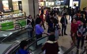 Cận cảnh hoảng loạn khi hàng chục người ngất xỉu trong siêu thị Bic C The Garden