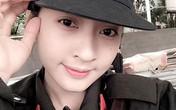 """Nữ sinh Cảnh sát cơ động gây """"sốt"""" trên mạng vì quá xinh"""