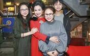 Chồng cũ và các con cùng đến chúc mừng Thanh Lam lên chức bà chủ