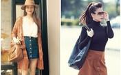Mỹ nhân Việt say mê 6 kiểu chân váy hot mùa hè