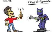 Chùm ảnh họa sĩ thế giới trả đũa những kẻ khủng bố