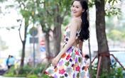 Sao Việt mê mẩn trang phục in họa tiết