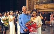 Dương Hoàng Yến dự sinh nhật Hoàng hậu Thái Lan