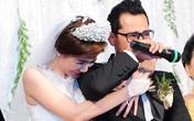 Huỳnh Đông khóc nức nở trong ngày cưới Ái Châu