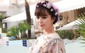 Phạm Băng Băng đẹp như nàng công chúa với váy hoa lông vũ ở Cannes