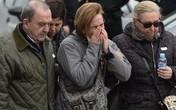 Những dòng nước mắt đau đớn tột cùng sau vụ máy bay rơi