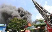 Clip vụ cháy kinh hoàng ở Đà Nẵng