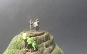 Hình ảnh tuyệt đẹp của hang Sơn Đoòng trên truyền hình Mỹ