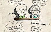 6 nỗi ám ảnh kinh điển của học sinh khi đến trường
