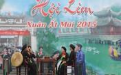 Lượng khách đông khó tin tại Hội Lim
