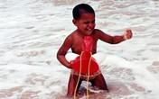 Ảnh độc thời thơ ấu của vợ chồng Tổng thống Obama