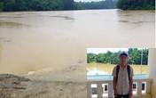 Học sinh lớp 11 dũng cảm lao xuống dòng nước lũ cứu thầy cô