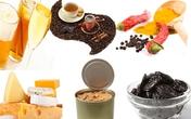 12 thực phẩm khiến bàng quang quá tải