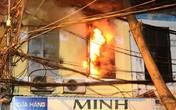 Cháy lớn ở trung tâm Sài Gòn, bé 2 tuổi tử vong