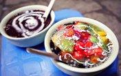 Mát lịm những món chè lạ gây mê thực khách mùa nắng nóng