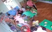 Thêm một vụ giáo viên mầm non đánh, tát học sinh vì không ăn ở Hà Nội