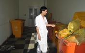 Công tác xử lý chất thải y tế tại Nghệ An: Nỗ lực của ngành Y tế