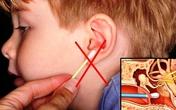 Nguy hại khôn lường từ việc lấy ráy tai