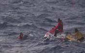 Chìm thuyền ngoài khơi, hàng chục người mất mạng