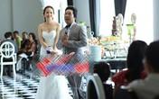 Lộ ảnh cưới của Á hậu được mệnh danh quyến rũ nhất Việt Nam