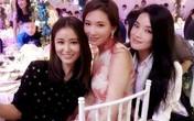 Vì sao Lâm Tâm Như không nhận hoa cưới của Huỳnh Hiểu Minh?
