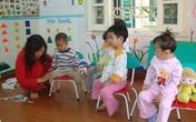 Vĩnh Phúc: 41,5% trẻ mầm non đến trường trong ngày đầu đi học trở lại