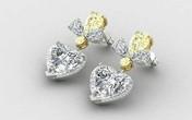 """Đại gia Dũng """"lò vôi"""" tặng vợ đôi hoa tai kim cương trị giá 65 tỷ đồng gây sốc"""