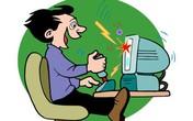 Cách phòng tránh bệnh trĩ khi ngồi chơi game