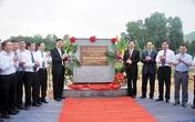 Quảng Ninh gắn biển công trình cao tốc Hạ Long-Hải Phòng