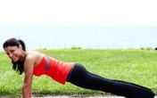 Bài tập giúp bạn giảm vòng eo tới 5cm chỉ trong 4 tuần