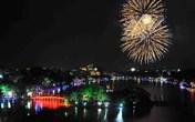 Những vị trí đẹp nhất để xem pháo hoa ngày 30/4 tại Hà Nội