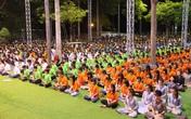 Lần đầu tiên tổ chức Hội trại Thanh niên Phật tử toàn quốc 2015
