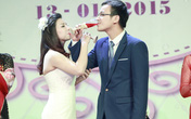 Dàn nghệ sỹ Hà Nội đến chúc mừng lễ cưới của Bùi Lê Mận