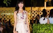 Hoa hậu Thuỳ Dung diện đồ diêm dúa hơn sau khi bị chê mặc xấu