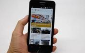 Asus Zenfone C về Việt Nam giá 2,4 triệu đồng