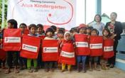 MoneyGram và tổ chức Trẻ em VN trao tặng trường mẫu giáo mới tại Quảng Nam