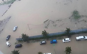 """Tình cảnh thê thảm """"chưa từng thấy"""" của người Quảng Ninh vì mưa ngập"""
