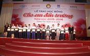 Cùng trẻ em nghèo vững tin thay đổi tương lai
