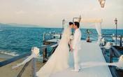 Những đám cưới trên biển đẹp như mơ của mỹ nhân Việt