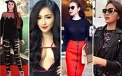 """Gu thời trang của 5 cô nàng U20 """"hot"""" nhất showbiz Việt"""