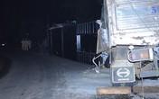 Thùng xe container rơi xuống đường, hai người chết oan