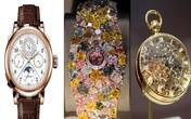 Những chiếc đồng hồ chỉ giới siêu giàu mới nghĩ tới việc mua