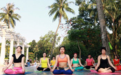 Giải Yoga Hà Nội mở rộng cúp Việt Ấn 2015